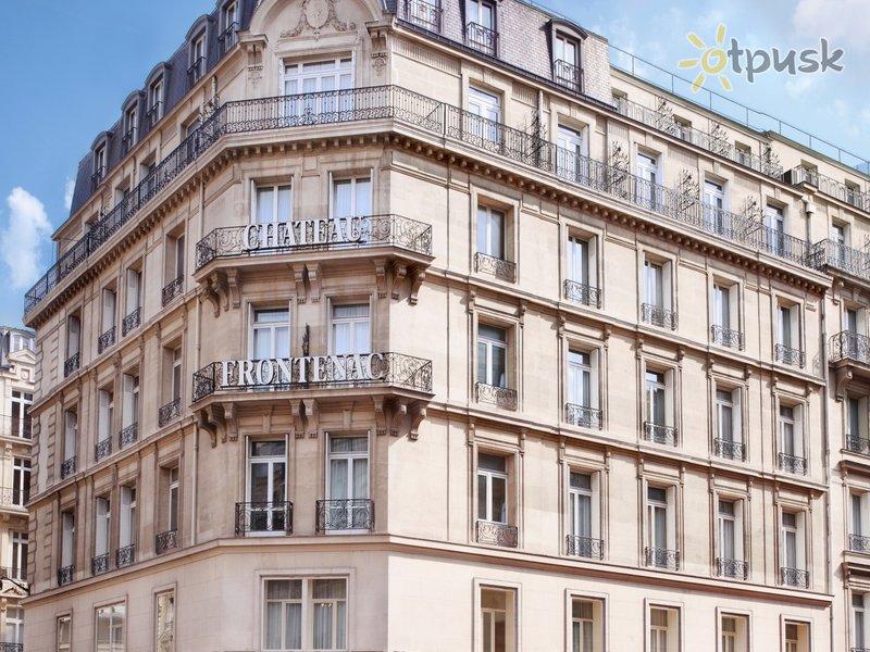 Отель Chateau Frontenac 4* Париж Франция