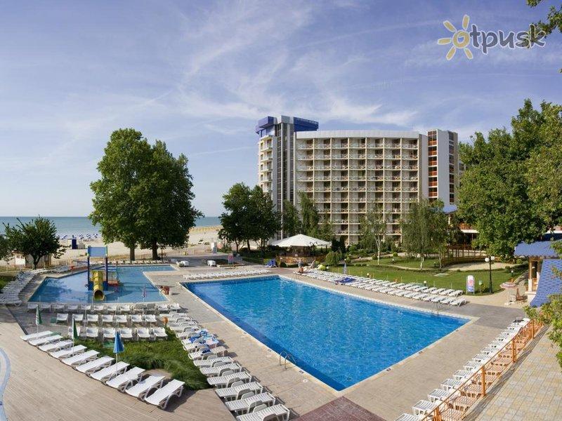 Отель Kaliakra Hotel 4* Албена Болгария