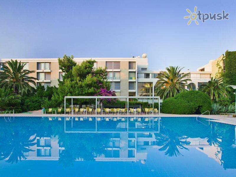 Отель Caravia Beach Hotel 4* о. Кос Греция