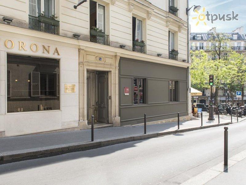 Отель Corona Rodier Hotel 3* Париж Франция