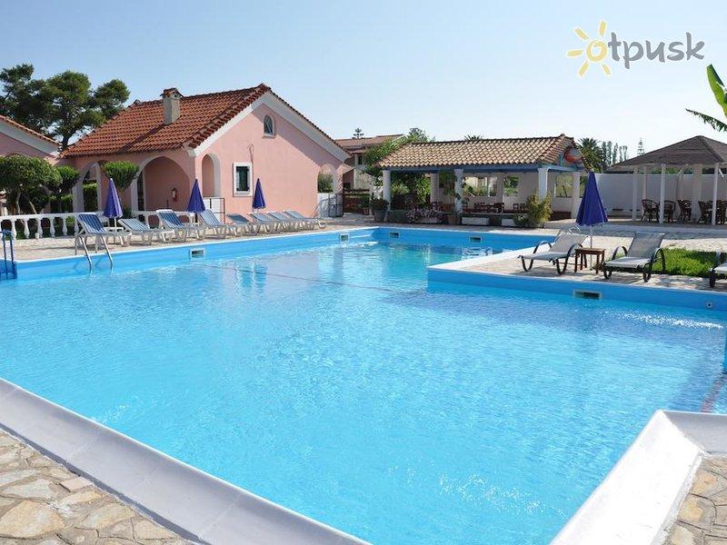 Отель Tassos Apartments 2* о. Корфу Греция