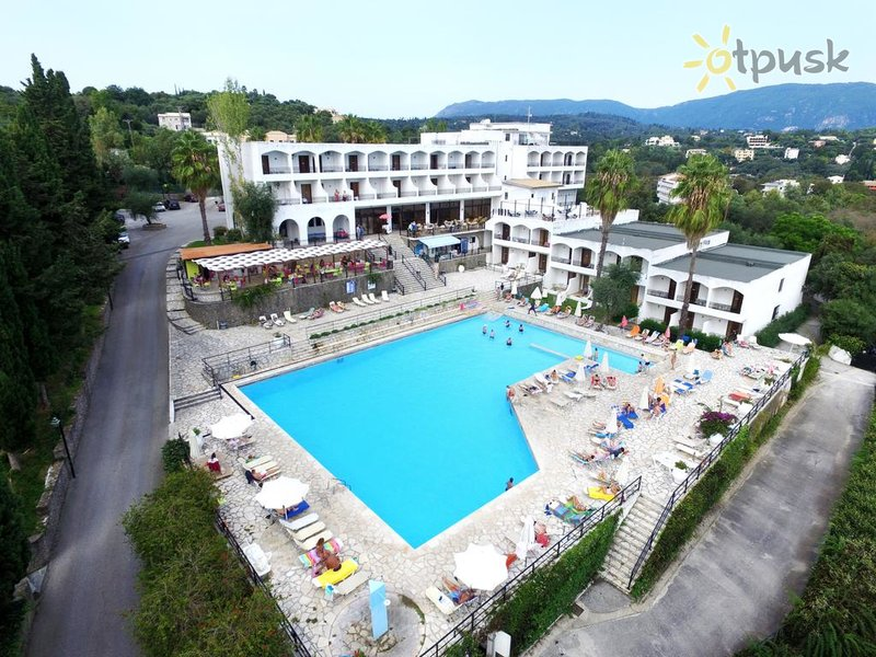 Отель Bomo Magna Graecia Hotel 4* о. Корфу Греция