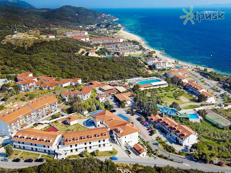 Отель Bomo Aristoteles Holiday Resort & SPA 4* Халкидики – Афон Греция