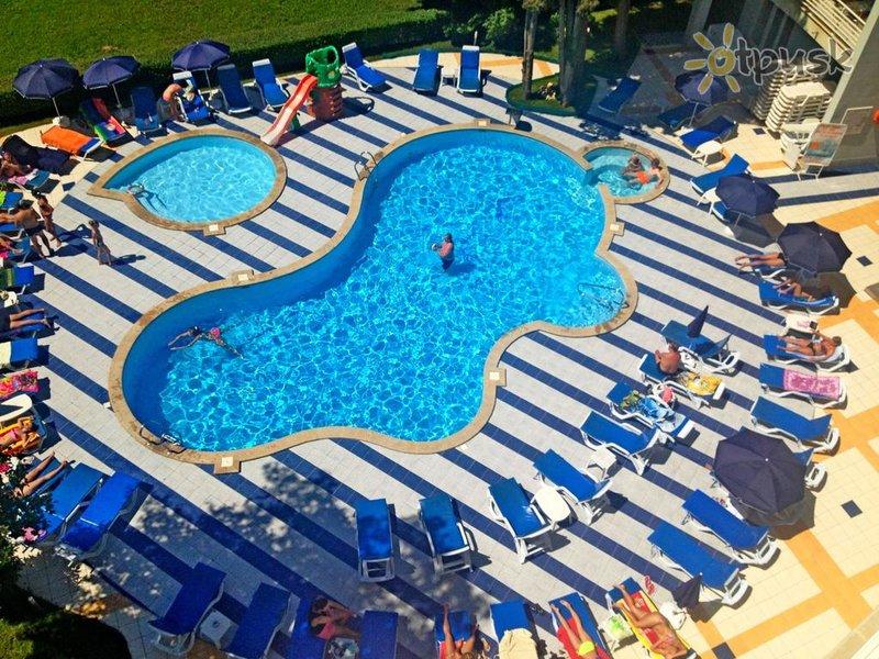 Отель Kalofer Hotel 3* Солнечный берег Болгария