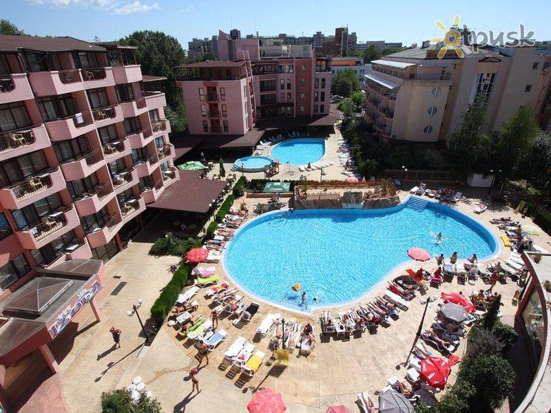 Отель Izola Paradise Hotel 4* Солнечный берег Болгария