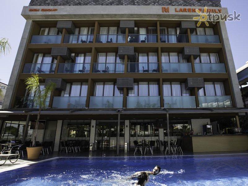 Отель Laren Family Hotel & Spa 4* Анталия Турция