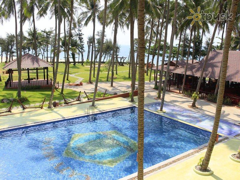 Отель Ca Ty Muine Resort 4* Фантьет Вьетнам