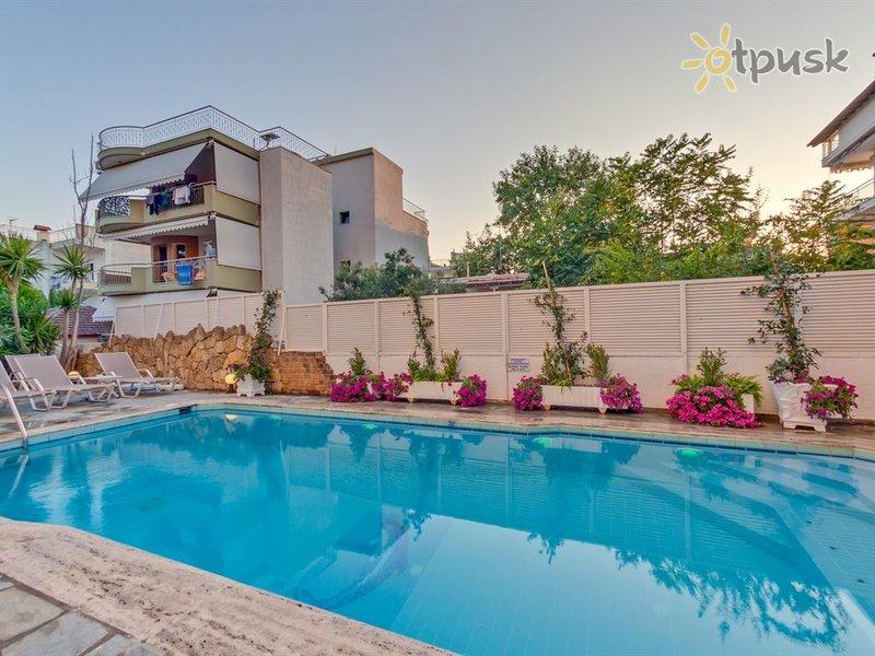Отель Alkyonis Hotel 2* Халкидики – Неа Калликратия Греция