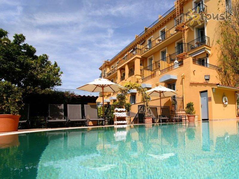 Отель La Perouse Hotel 4* Ницца Франция