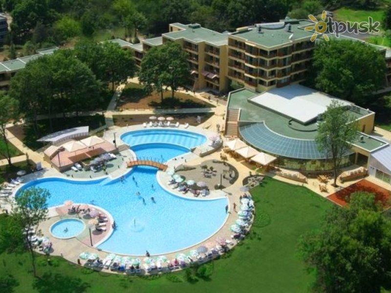 Отель Les Magnolias Hotel 3* Приморско Болгария