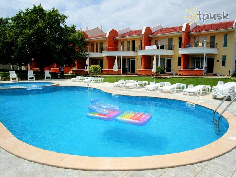 Отель Valentina Villa 3* Кранево Болгария