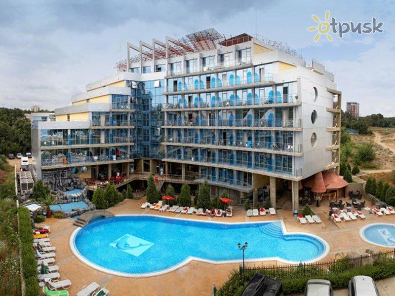 Отель Каменец 4* Приморско Болгария
