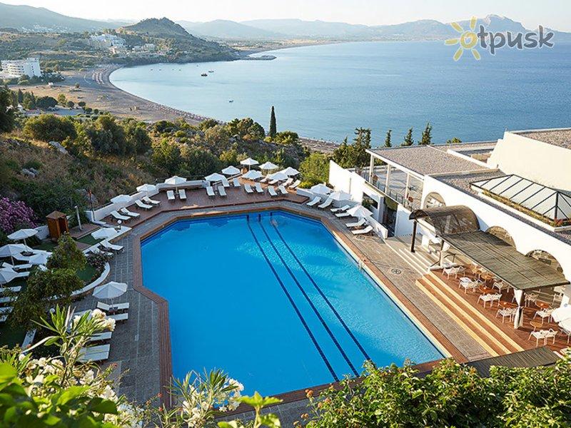 Отель Lindos Mare 4* о. Родос Греция