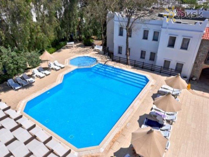 Отель Atrium Hotel 3* Бодрум Турция