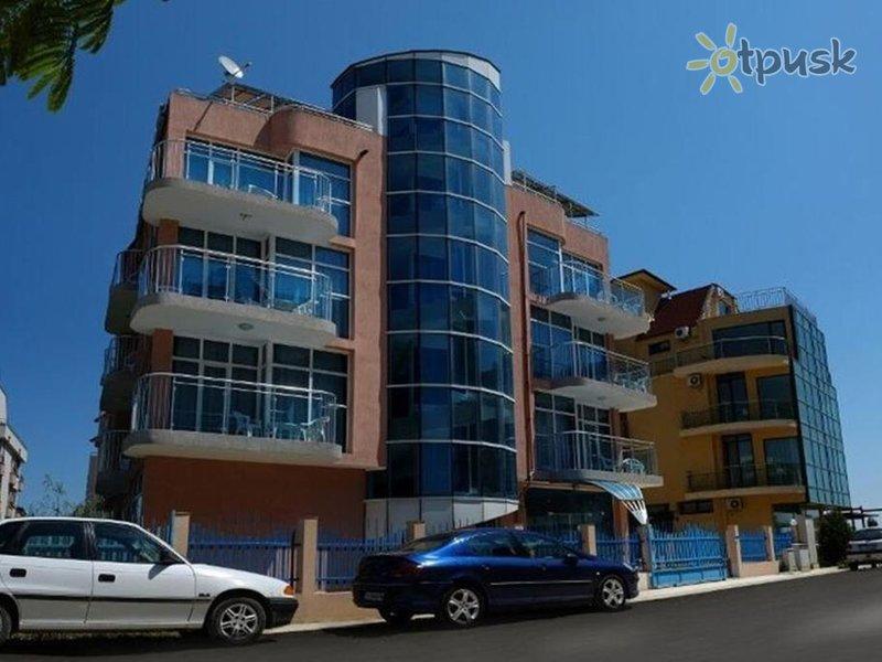 Отель Eco Palace 2* Приморско Болгария