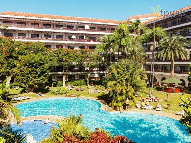 Отель Аpartamentos Coral Teide Mar 3* о. Тенерифе (Канары) Испания