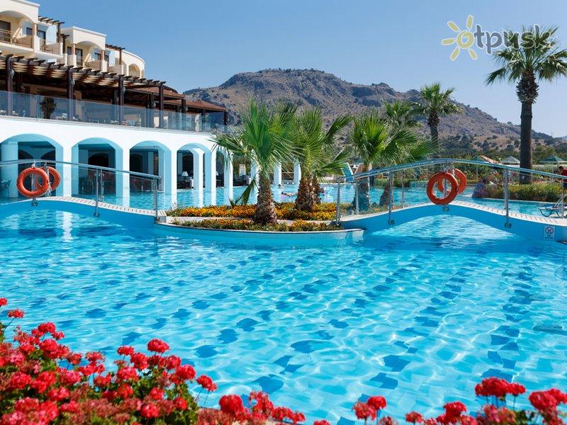 Отель Lindos Imperial Resort & Spa 5* о. Родос Греция