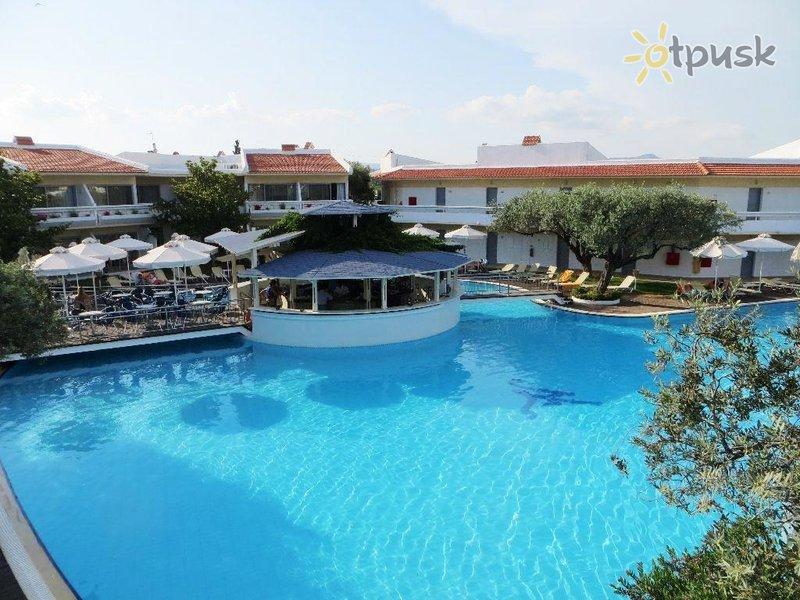 Отель Lydia Maris Resort & Spa 4* о. Родос Греция