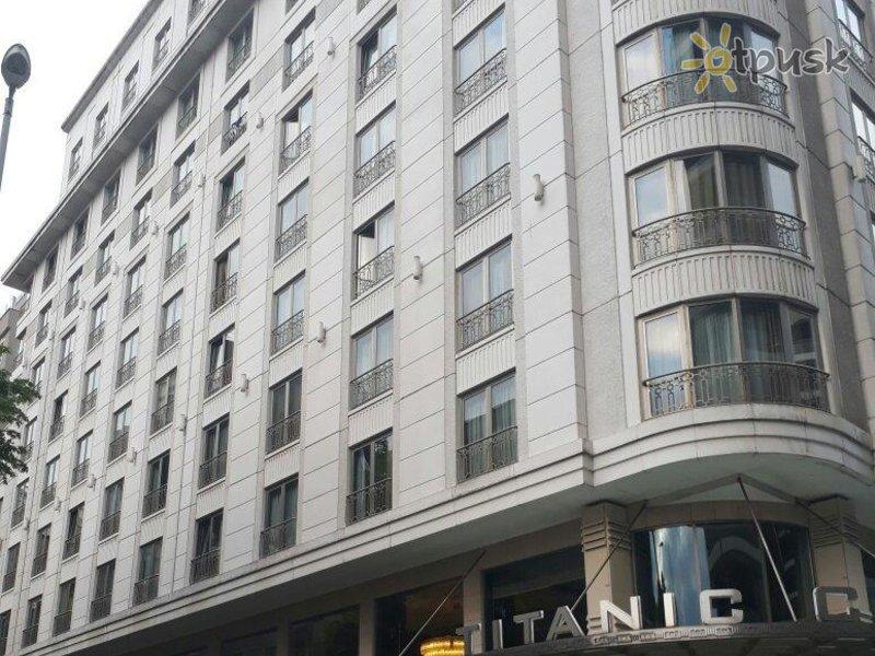 Отель Titanic City Hotel 4* Стамбул Турция