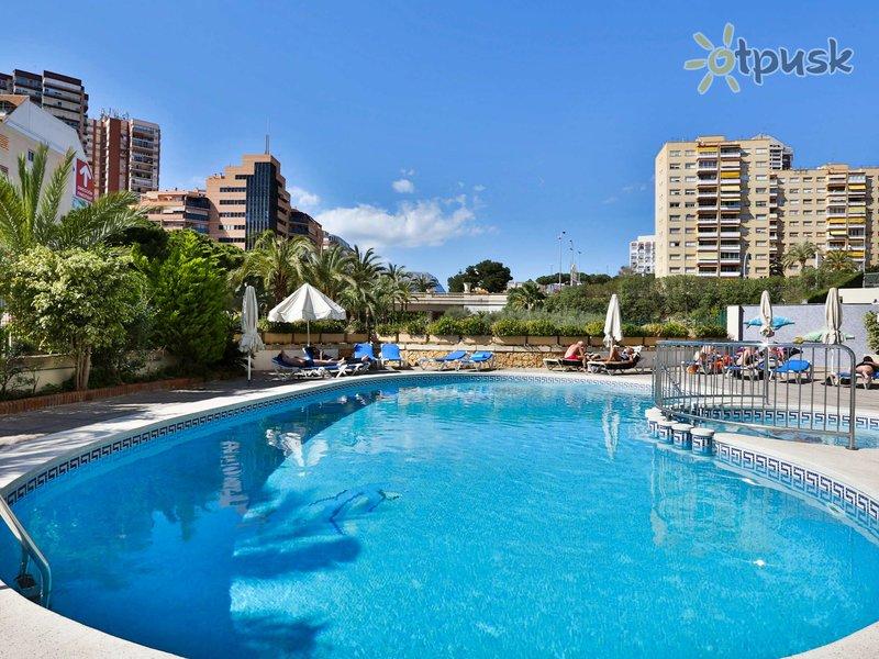 Отель Prince Park Hotel 3* Коста Бланка Испания