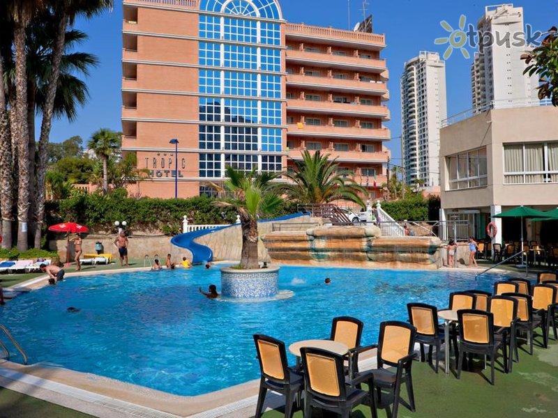 Отель Alone Hotel 3* Коста Бланка Испания