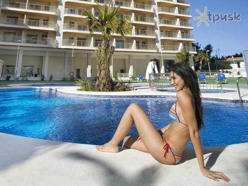 Отель Ambar Beach Apartments 2* Коста Бланка Испания