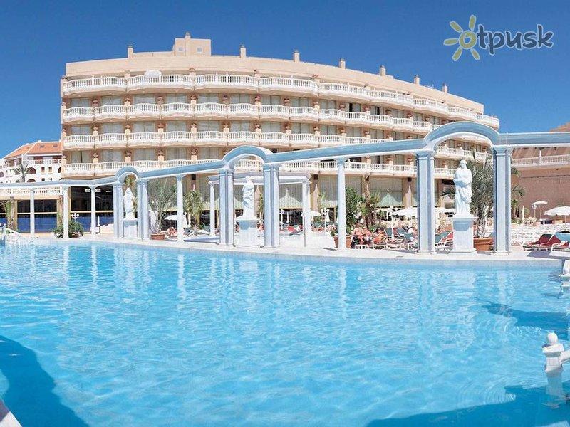 Отель Cleopatra Palace Hotel 4* о. Тенерифе (Канары) Испания
