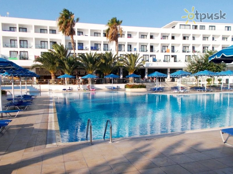 Отель Mitsis Faliraki Beach Hotel & Spa 5* о. Родос Греция