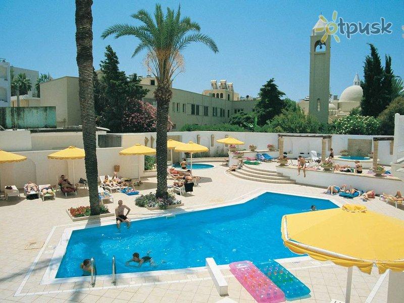 Отель Mitsis Petit Palais Beach Hotel 4* о. Родос Греция