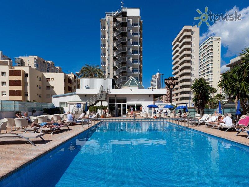 Отель Benidorm Centre 4* Коста Бланка Испания