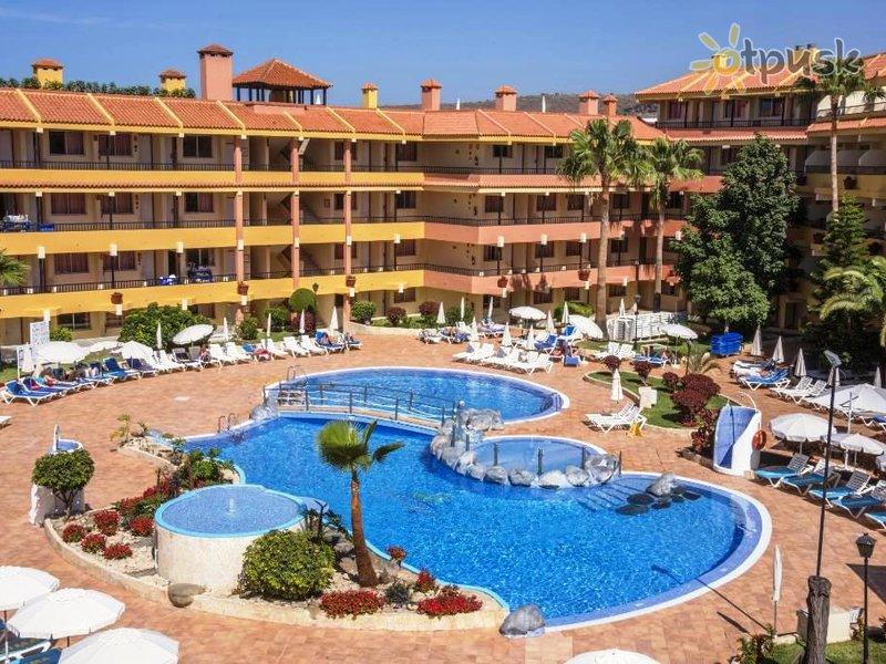 Отель Hovima Jardin Caleta 3* о. Тенерифе (Канары) Испания