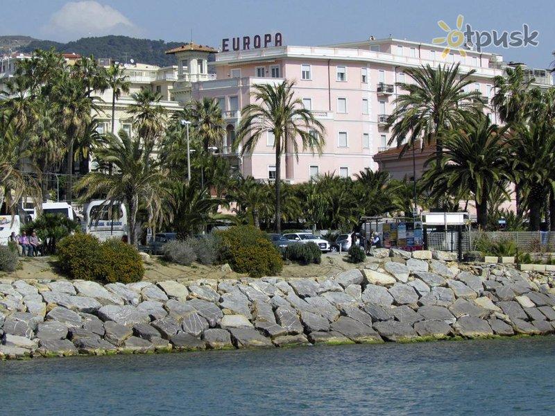 Отель Europa Hotel 4* Сан Ремо Италия