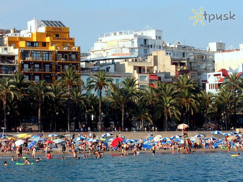 Отель Esmeralda Beach Hotel 2* Коста Бланка Испания