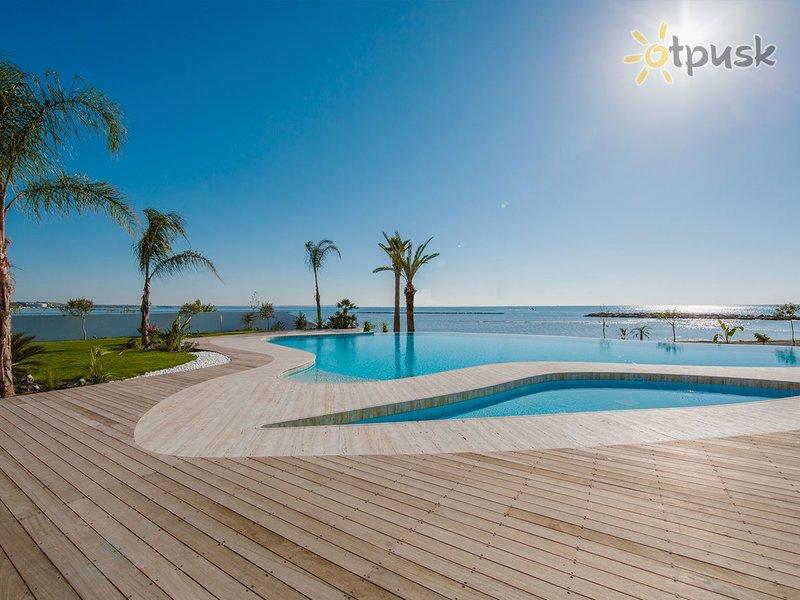 Отель Lebay Beach Hotel 3* Ларнака Кипр