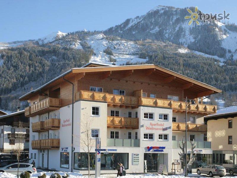 Отель Waidmannsheil Aparthotel 4* Капрун Австрия