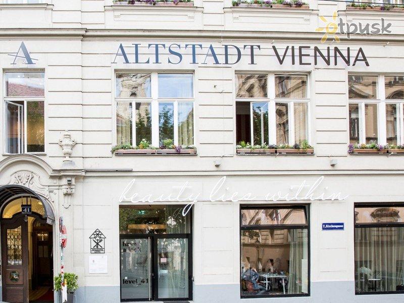 Отель Romantik Hotel Altstadt Vienna 4* Вена Австрия