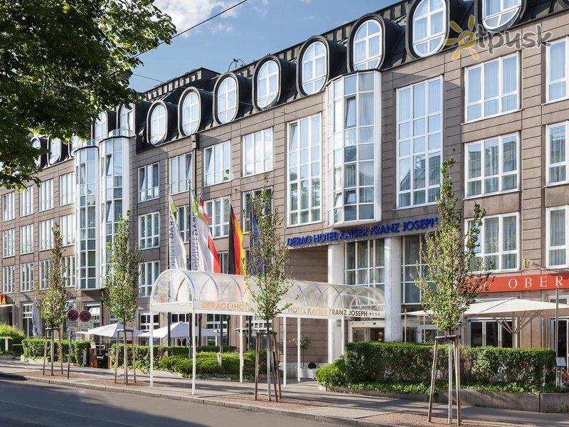 Отель Living Hotel Kaiser Franz Joseph 4* Вена Австрия