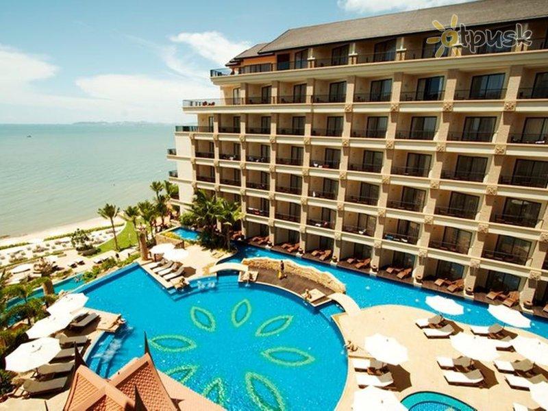 Отель Garden Cliff Resort & Spa 4* Паттайя Таиланд