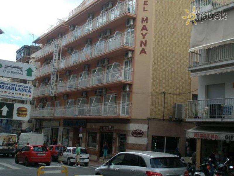 Отель Mayna Hotel 2* Коста Бланка Испания