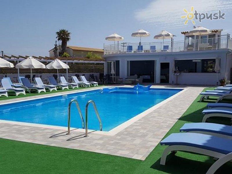 Отель Roda Pearl Resort 2* о. Корфу Греция