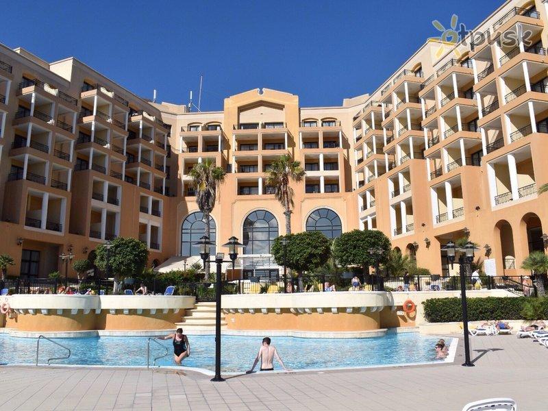 Отель Marina Hotel Corinthia Beach Resort 4* Сан Джулианс Мальта