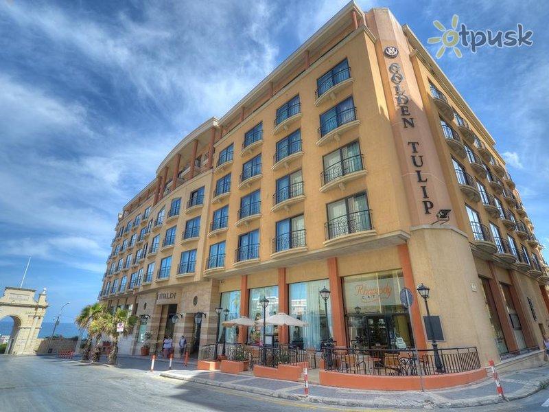 Отель Golden Tulip Vivaldi Hotel 4* Сан Джулианс Мальта