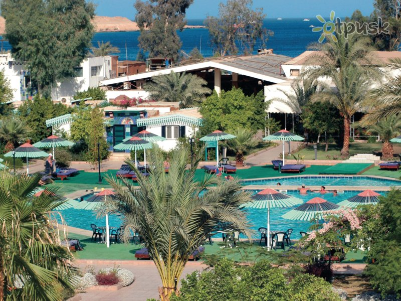Отель Ghazala Beach Hotel 4* Шарм эль Шейх Египет