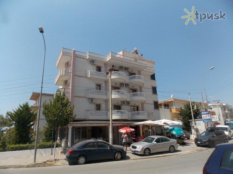 Отель Alpha Hotel 3* Саранда Албания