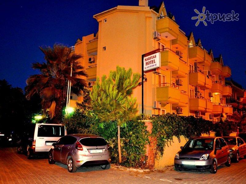 Отель Marsyas Hotel 2* Мармарис Турция