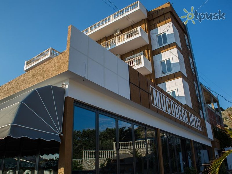 Отель Mucobega Hotel 4* Саранда Албания