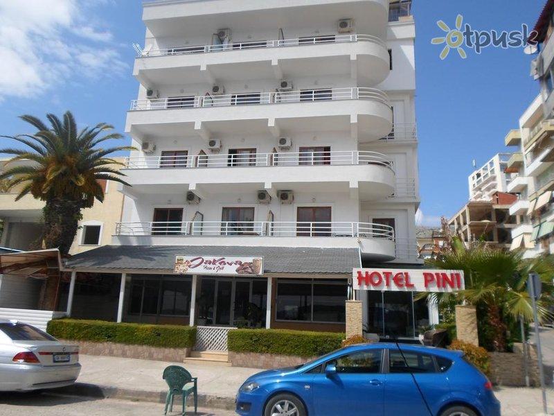 Отель Pini Hotel 3* Саранда Албания