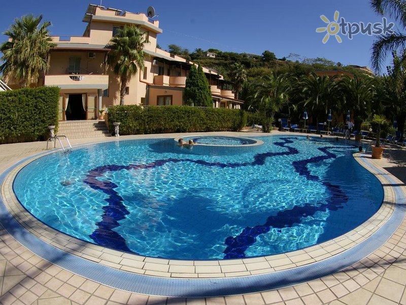 Отель Villaggio Old River 3* Калабрия Италия