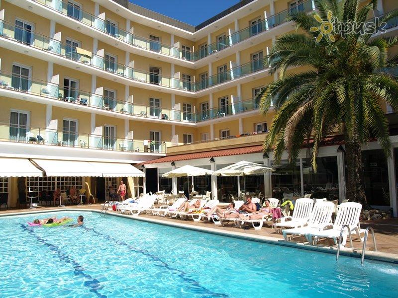 Отель La Palmera & Spa Hotel 3* Коста Брава Испания