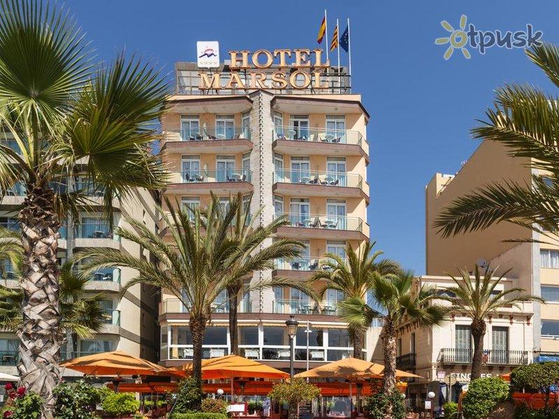 Отель Marsol Hotel 4* Коста Брава Испания